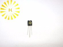 1000pcs X 100% New NP 4.7UF 50V 5X11 Non-polar Aluminum Electrolytic Capacitor Connector