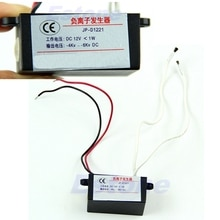 Nouveau générateur danion dions négatifs aéroportés dioniseur dair de bricolage à haut rendement Durable de cc 12V