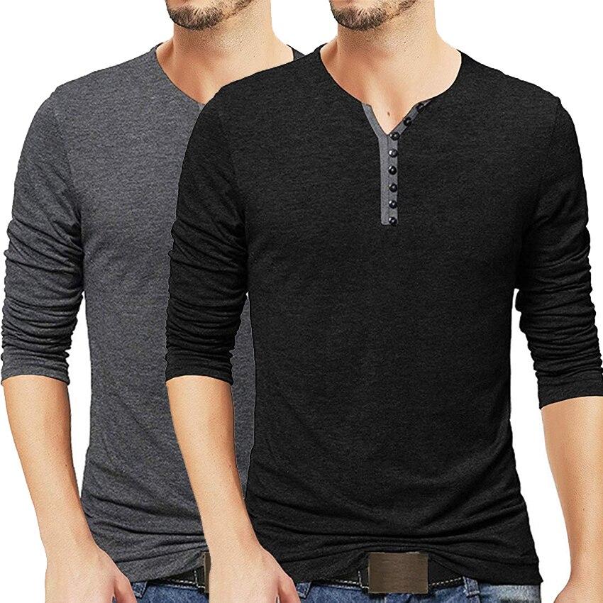 Camiseta ajustada de manga larga para hombre, camiseta Hipster para hombre, camiseta...