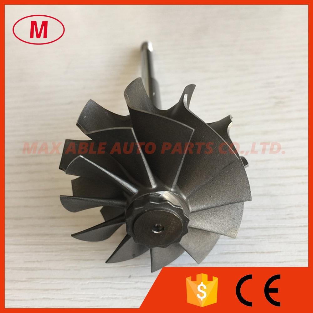 RHF55 VF30 VF35 VF37 VF39 VF43 VF48 VF52 VE440028 14411AA572 14411AA620 14411AA572 rueda de turbina para Impreza WRX STI turbo