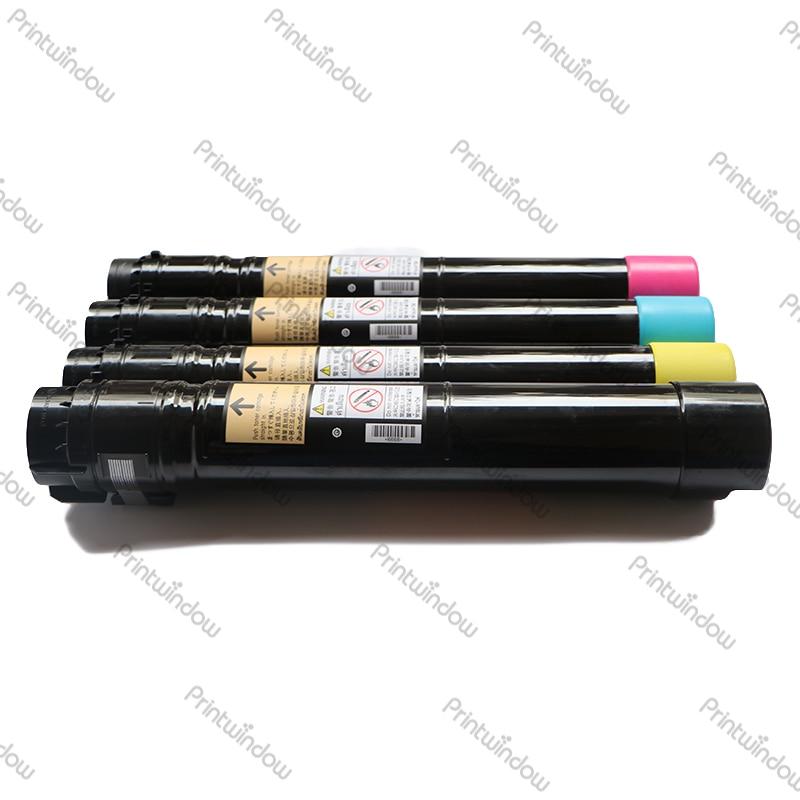 CMYK جديد متوافق اللون خرطوشة الحبر لزيروكس C2270 3370 4470 4475 5575 7525 4475 7858 7556 7855