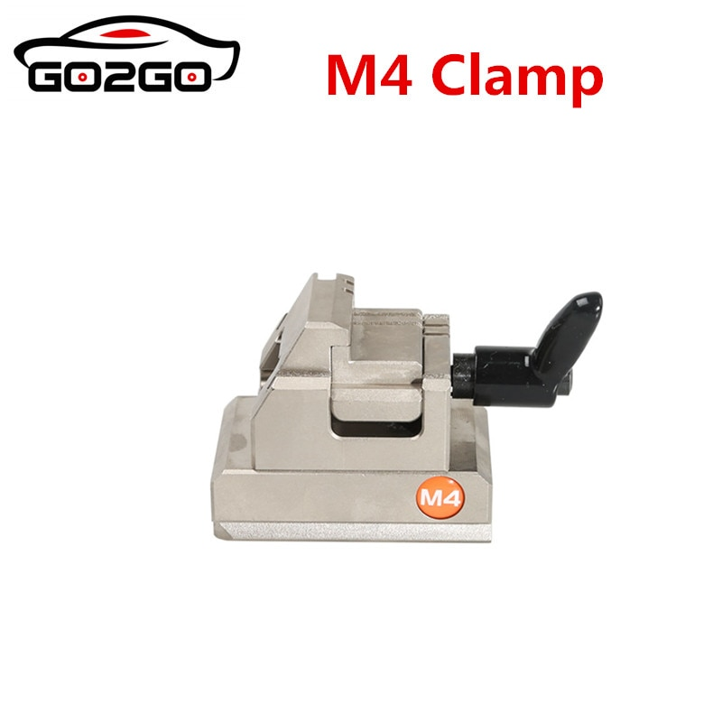 Gran oferta 100% abrazadera M4 Original para llaves de casa funciona con máquina de corte de llaves Condor XC-MINI