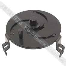 3 челюсти Регулируемый топливный бак Отправитель гаечный ключ инструмент 89 мм ~ 170 мм * 19 мм торцевой привод