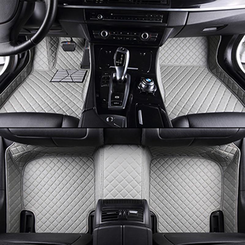 Alfombrillas de coche personalizadas para Chevrolet Cruze todos los modelos Captiva TRAX LOVA SAIL accesorios de coche estilismo alfombrillas de coche alfombra de coche