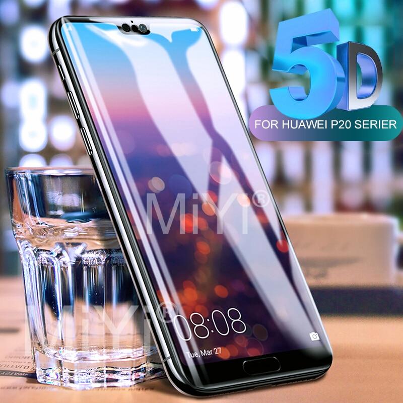 5D изогнутое Защитное стекло для Huawei P 20 Lite закаленное стекло для Huawei P20 Pro Lite P20Lite P20pro Защитная пленка для экрана