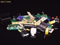 ZEROZONE HIGH-END Version PRT-09A Tube Buffer preamplifier DIY kit