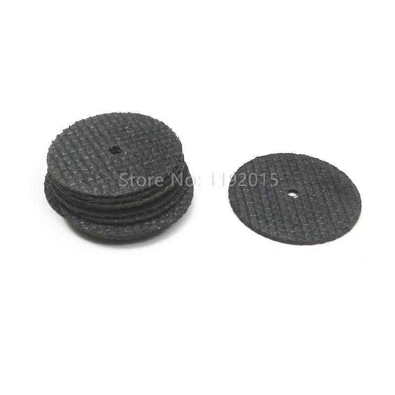 10pcs 32 / 38mm disco da taglio in metallo Dremel smerigliatrice - Utensili abrasivi - Fotografia 2