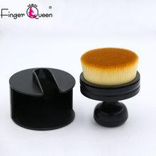 FingerQueen Nail Art Dust Glitter Brush UV Gel Polish Powder Cleaner Remover Acrylic Rhinestone Handle Makeup Foundation Blush