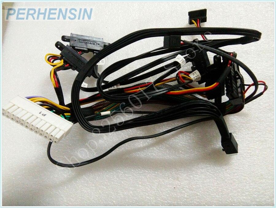 Для DELL для рабочей станции T7910 материнская плата SATA массив карт SAS кабель питания D8W7G 0D8W7G