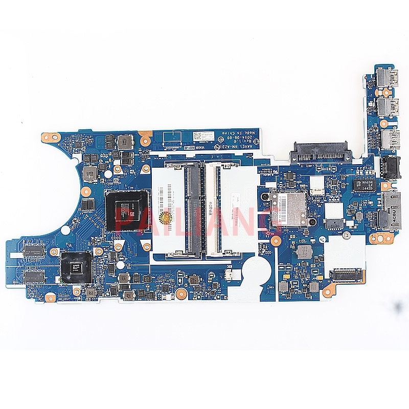 Placa base para portátil Lenovo E455 A10-7300U PC placa base 04X4989 AAVE1 NM-A231 La tesed DDR3
