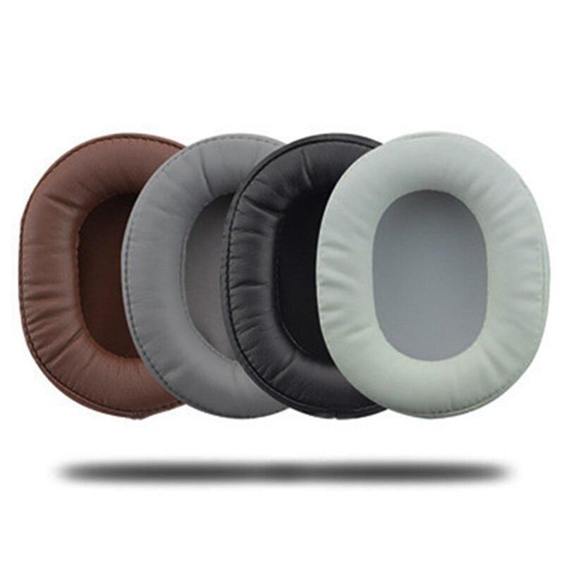 ATH-M50X auriculares almohadilla almohadillas taza cojines para ATH-MSR7 M50X M20 M40 M40X SX1 MDR-7506 MDR-V6 HiFi 780 cojines