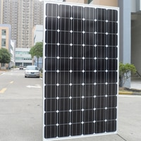 Solar Panel 250w 20v 4 Pcs Solar Kit For Home Roof Off Grid Solar System 1000w 1KW 220V Motorhomes Caravan Car Camping Boat RV