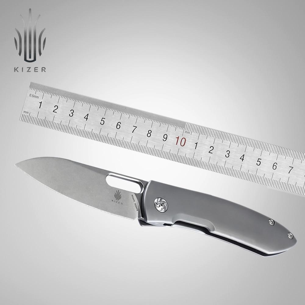 كيزر سكين للطي Ki4500 تجول جيب كليب سكين أفضل edc سكين مفيدة في الهواء الطلق أداة تخييم