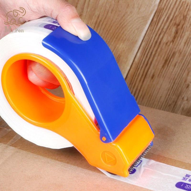 "1pc 2"" Width Tape Dispenser Manual Sealing Device Tape Cutter Baler Carton Sealer Packager Cutting Machine DropShipping"