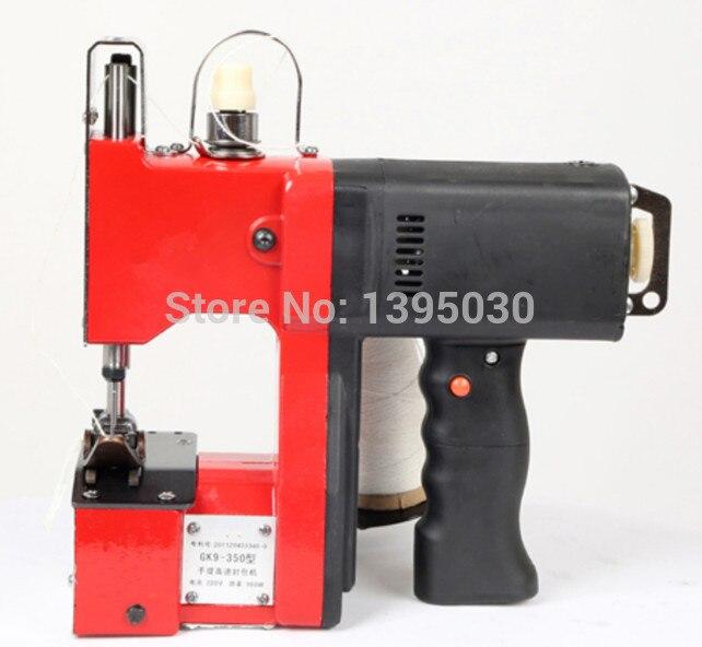 1PC GK9-350 Manual Sewing Machine Hand Bag Sewing Machine Automatic Tangent Hand Woven Sewing Machine 220V
