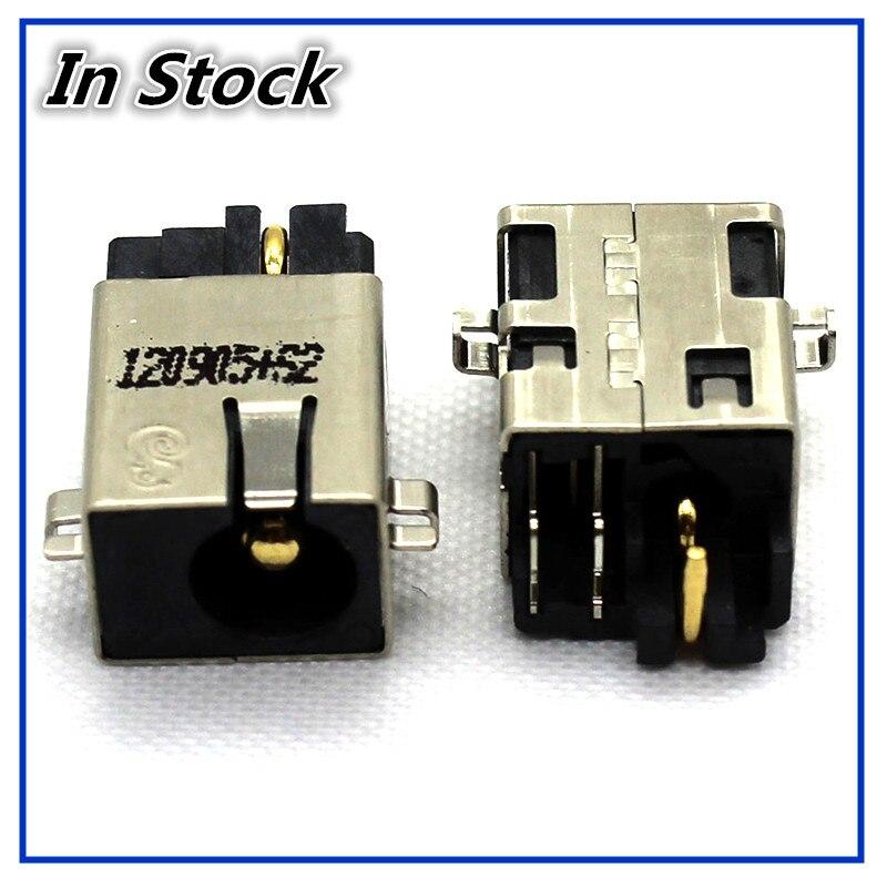 Nueva computadora portátil DC Jack hembra de alimentación de Puerto conector de carga para Asus Vivobook X555 X555L X555LA X555LN K501U V301 V301L V301LA