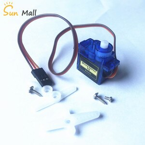 Rc Mini Micro 9g Servo SG90 for RC  Helicopter Airplane Car Boat 360 degree