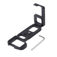 En Kaliteli Dikey L Hızlı Yayın QR Plaka Braketi El Kavrama Sony A7II/A7m2/A7RII Oct4