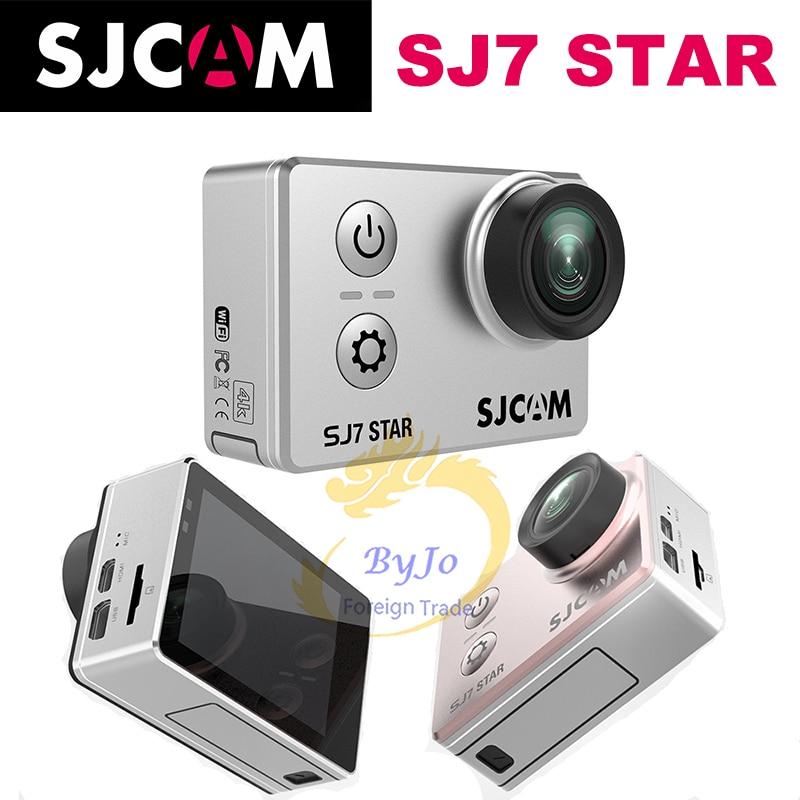 Original SJCAM SJ7 Star Sports Camera 4K camera HD 2.0