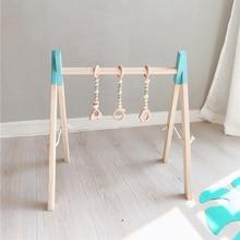 Jouet de rangement avec anneau pour bébés   Étagère à vêtements, design sensoriel, pour bébés, chambres denfants, cadeaux, décor