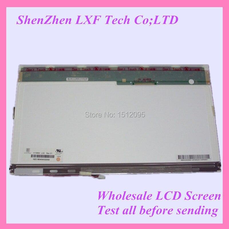 Portátil de 15,6 pulgadas lcd panel LTN156AT01 LP156WH1 TLC1 B156XW01 N156B3-L01 N156B3-L02 30pin para EasyNote PAWF7 serie