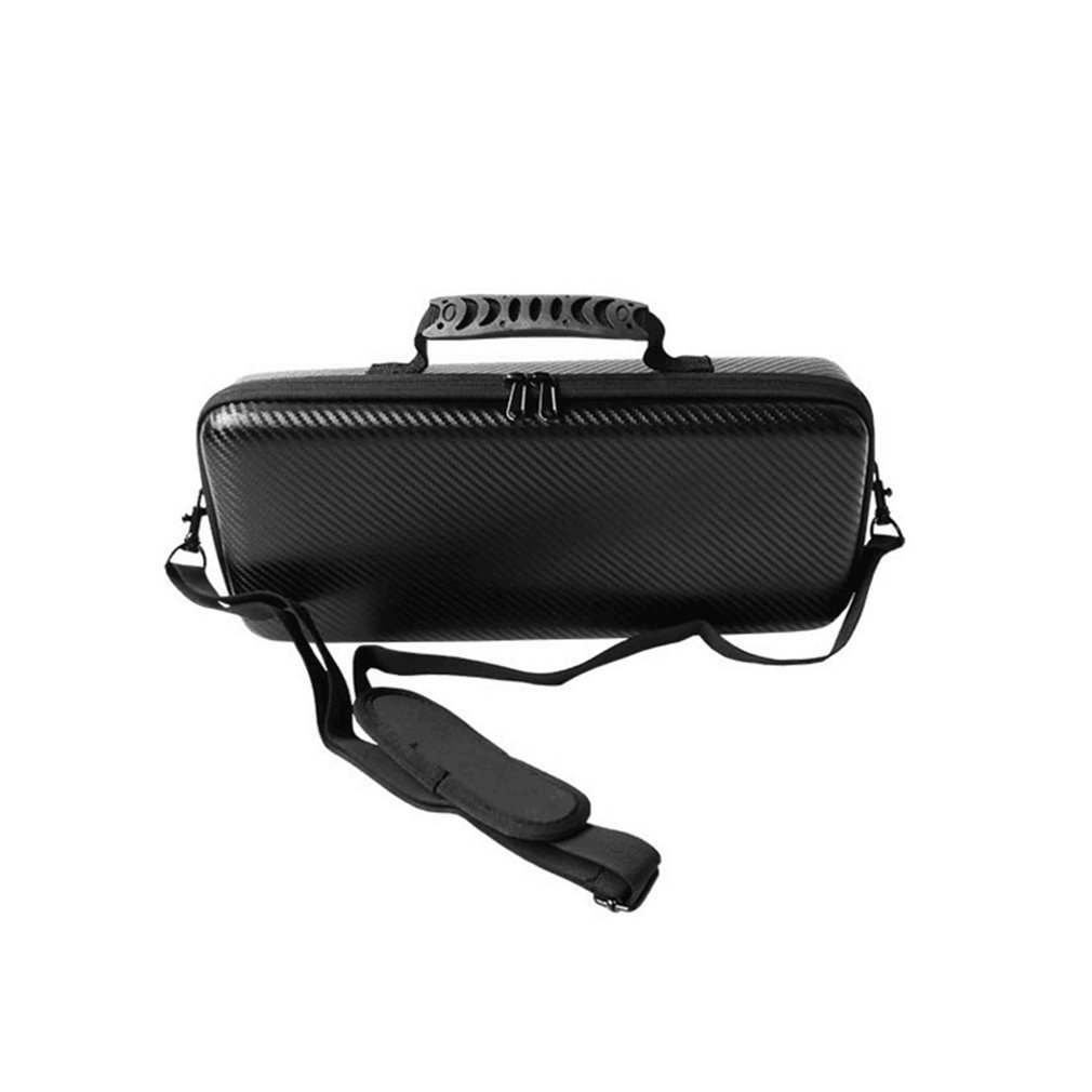 Waterproof Travel Portable Case Anti-shock Stabilizer Gimbal Carry bag for zhiyun smooth 4 Shoulder Bag PU / Nylon Material enlarge
