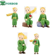 Le petit prince figure ornements jouets 2018 nouveau le petit prince Rose figurines Action décoration meilleurs enfants jouets cadeau de noël