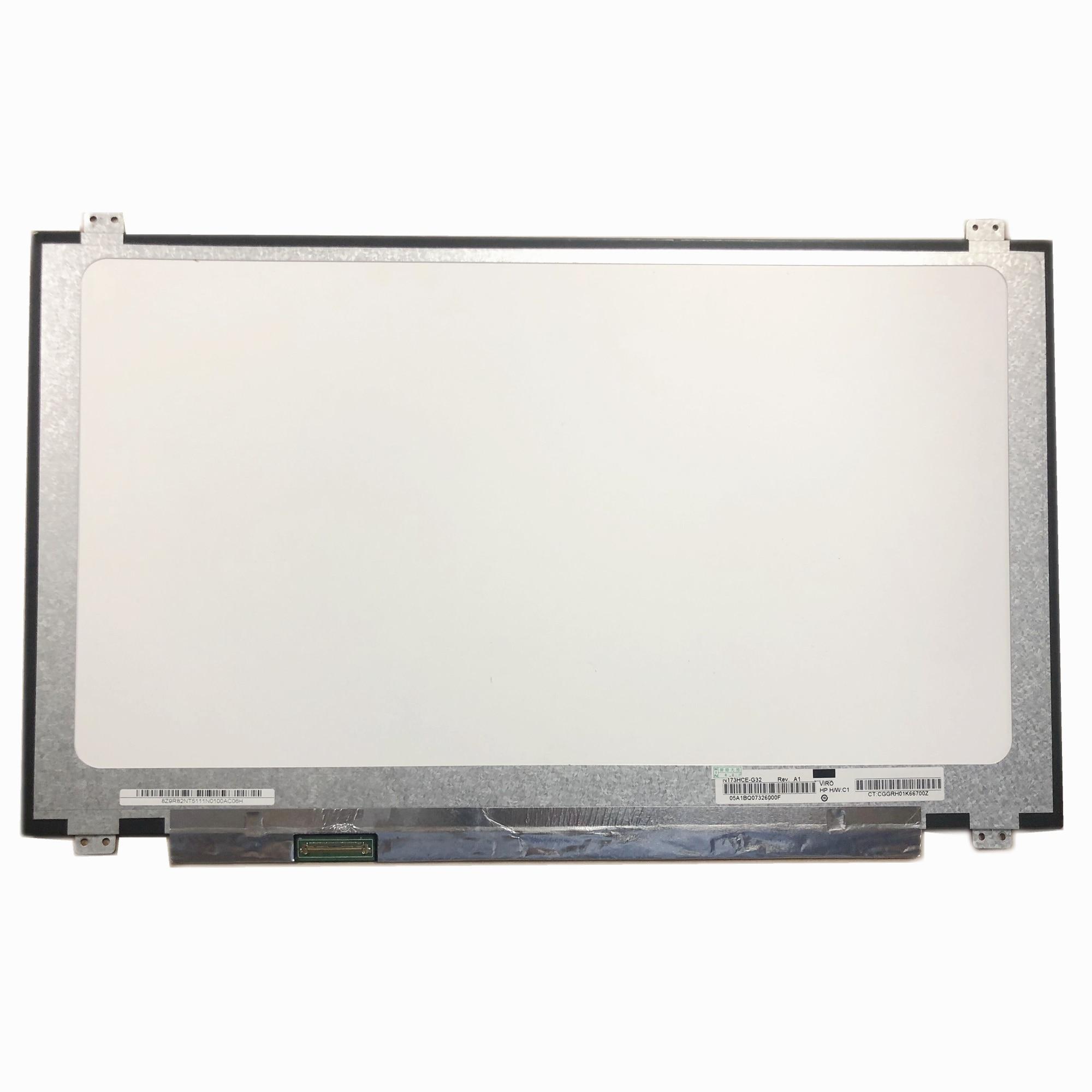 Envío Gratis N173HCE-G32 N173HCE G32 ajuste B173HAN01.1 B173HAN01.4 pantalla Lcd de ordenador portátil 1920*1080 EDP 40 pines IPS