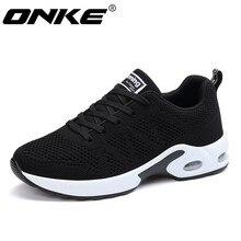 Женские кроссовки для бега ONKE, лидер продаж, дышащие сетчатые кроссовки для весны и осени, A22
