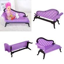Высокое качество, хит продаж, новые детские игрушки для девочек, принцесса Dreamhouse, диван, стул, мебель, кукольный для Барби