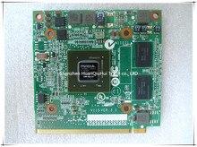 Großhandel NVIDIA GeForce 9300M GS G98-630-U2 DDR2 256MB 64Bit MXM II VG.9MG06.001 laptop VGA karte für Acer