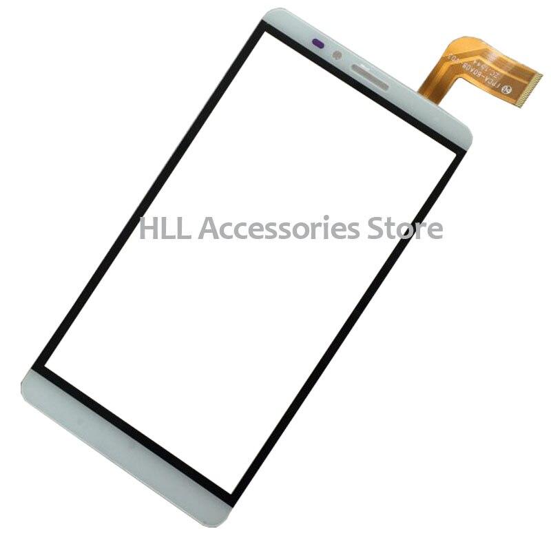 """Бесплатная доставка емкостный сенсорный экран для 6 """"Qilive Q5 4G сенсорный экран панель дигитайзер стекло сенсор Замена"""