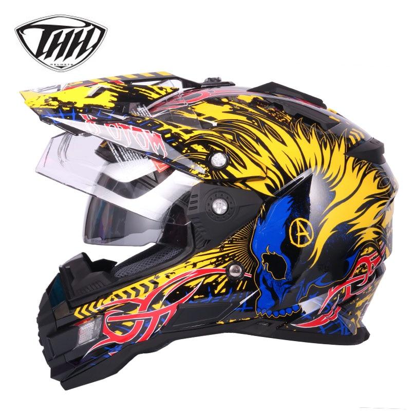 Llamo Gabby tx27 casco capacetes moto rcycle casco Cruz casco moto casco...