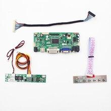 Carte de contrôleur de écran LED daffichage à cristaux liquides Audio de HDMI DVI VGA pour Innolux panneau de M215HJJ-L30 de 21.5 pouces FHD 1920X1080 TFT LED
