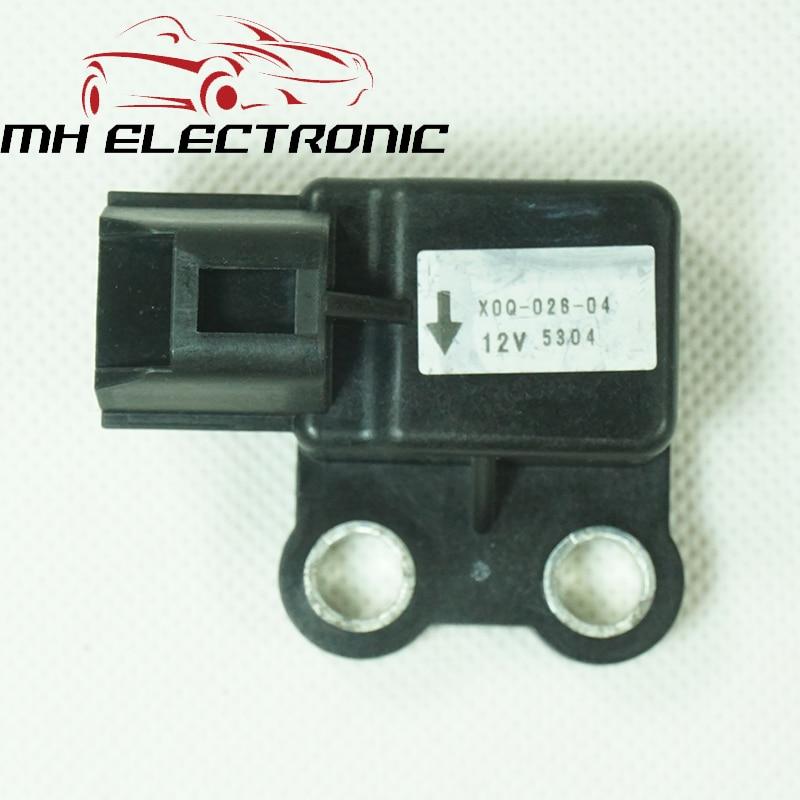 Mh eletrônico peça de automóvel n° mr475078 novo abs yaw taxa velocidade sensor para mitsubishi montero sport lancer evolution 7 8 9