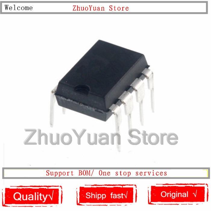 1 unids/lote nuevo Original ICE2QR2280Z ICE2QR2280 2QR2280Z DIP-7 Chip IC