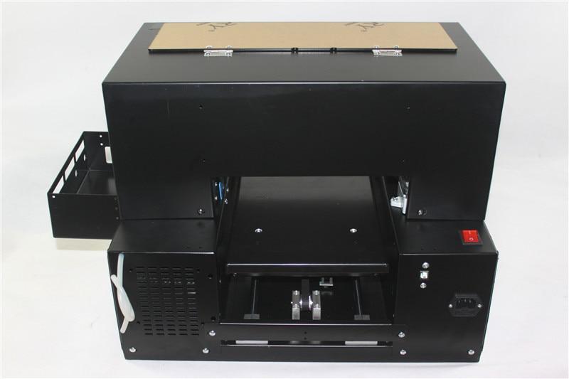 Impresora de LED UV tamaño A4 para casi todo tipo de materiales