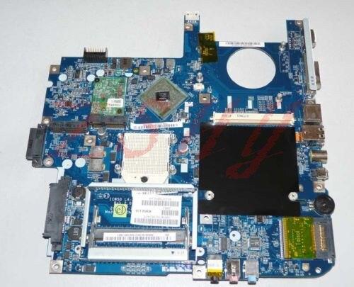 Para Acer aspire 7520 7520G placa base de computadora portátil MBAK302003 MB AK302.003 ICW50 L10 LA-3581P ddr2 envío gratis 100% prueba ok