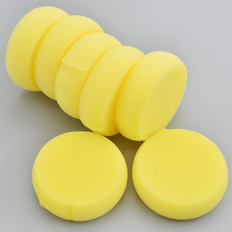 Neue 12 Teile/los Runde Form Keramik Schaum Werfen Wasser Absorbieren Schwamm Skulptur Keramik Werkzeuge Zubehör