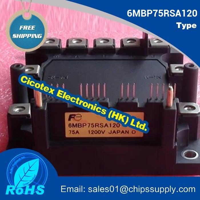 6MBP75RSA120 6MBP75RSA-120 وحدة IGBT IPM 1200V 75A