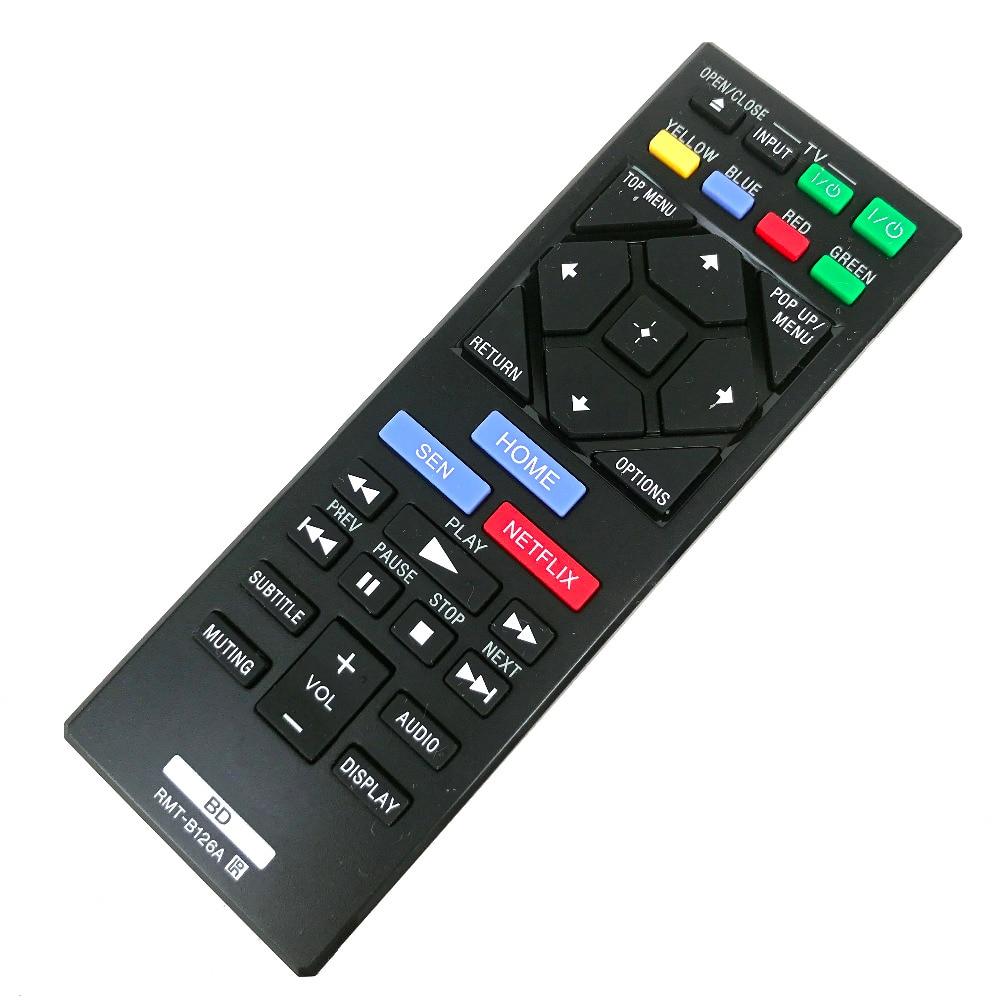 NEW Original remote control For SONY RMT-B126A BDP-BX120 BDP-BX320 BDP-BX520 Blu-ray Player Fernbedienung