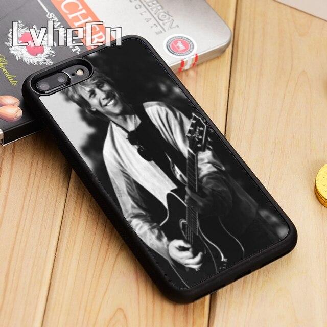 Jon Bon Jovi LvheCn Phone Case Capa Para iPhone 5 6 6s 7 8 plus 11 pro X XR XS borda Max Samsung Galaxy S6 S7 S8 S9 S10