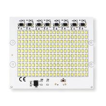 SMD puce LED 10W 20W 30W 50W 100W 230V puce de lampe pas besoin pilote bricolage LED ampoule lampe pour éclairage LED projecteur blanc chaud froid