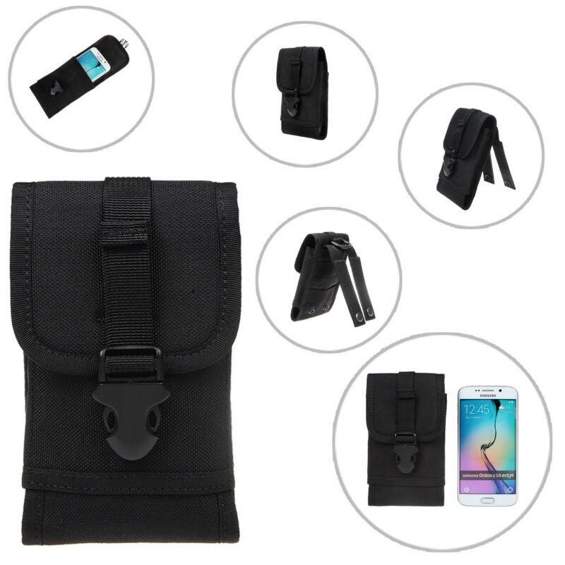 Уличная универсальная сумка для телефона, спортивная сумка, пояс, крюк, кобура, поясной чехол Для Doogee T6 T5 Blackview BV6000 BV7000 BV9000 BV8000 Pro