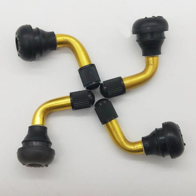 4 peças pvr70 pneus da motocicleta ventileinsatz ventilschafte tampas para o rolo de bronze de uma roda de borracha válvula de pneu da motocicleta