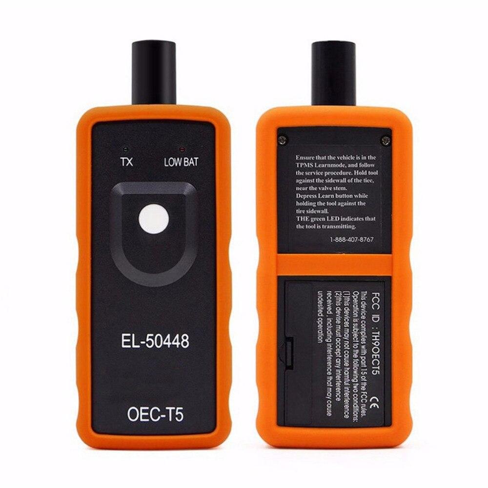 El-50448 Car Auto Tire Pressure Monitor Sensor OEC-T5 For GM/Opel TPMS Activation Reset Tool Diagnostic Tools Car Repairing