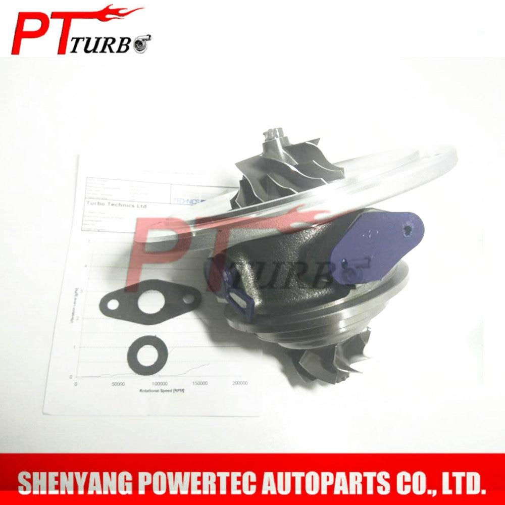 KHF5-2B 28201-4X701 cartucho turbo equilibrado para Hyundai Terracan 2,9 CRDi 120 Kw 163 HP J3 CR-28201-4X700 nueva turbina core
