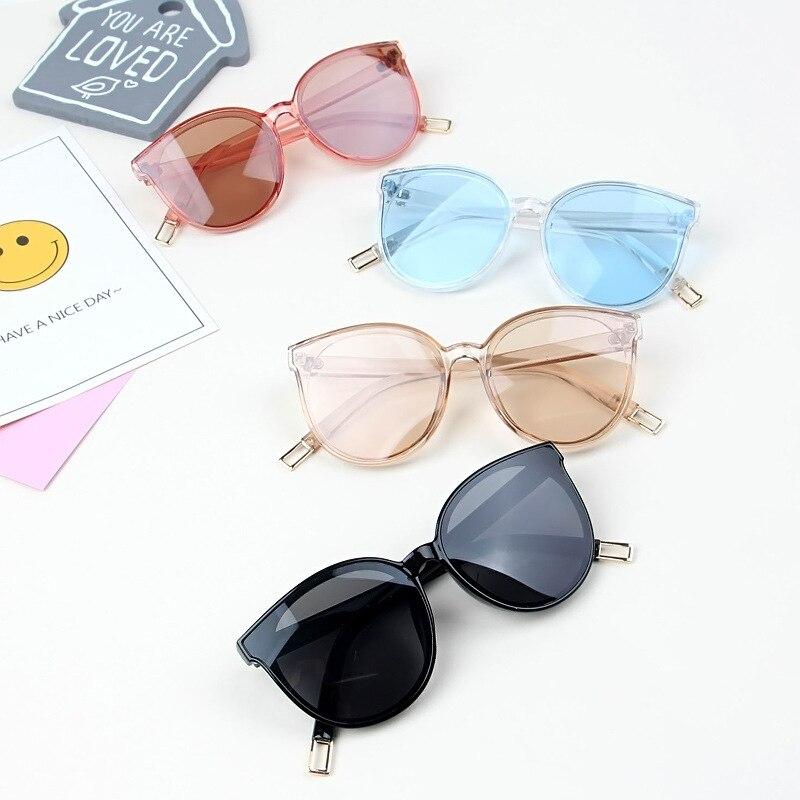 ¡Novedad de 2019! Gafas de sol para niños y niñas, accesorios de protección para la playa al aire libre a la moda, 6 colores