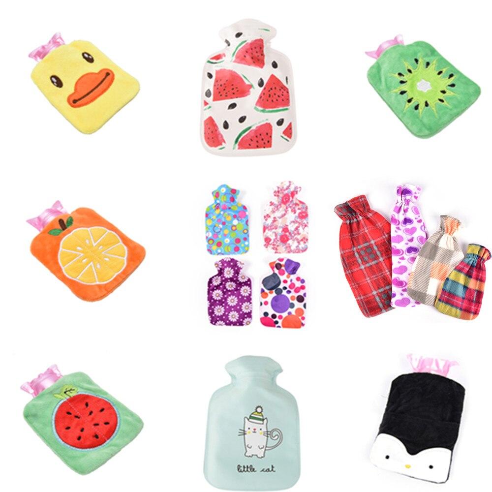 1 шт. милые теплые мини бутылки для воды портативные ручные сумки девочек с