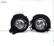 Feux de brouillard de voiture jandzing pour Nissan Xterra 2004 ~ 2009 ampoule halogène claire H11-12V 55W phares antibrouillard avant Kit de lampes de pare-chocs